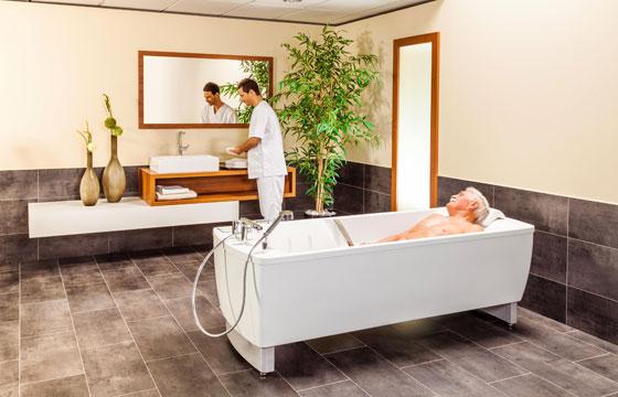 Avero comfort vasche da terapia vasche per anziani for Arredamenti case di riposo