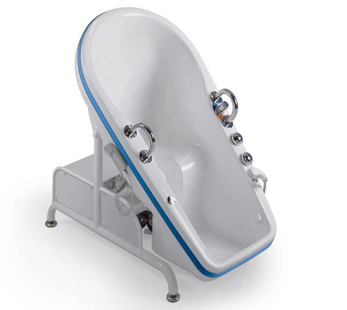 Invita vasche da terapia vasche per anziani for Arredamenti case di riposo